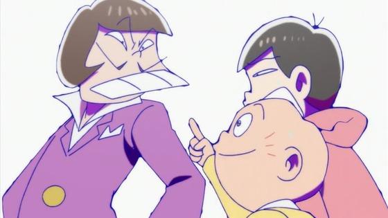 おそ松さん(第2期) 第23話 感想:悩むイヤミがキャラ崩壊!ただの鈴村さんもかっこいい!