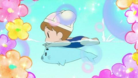 少年アシベ GO!GO!ゴマちゃん 第11話「夏だ!プールだ!ゴマちゃんだ」感想:訓練すれば人命救助できそう!