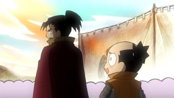 信長の忍び 第41話 感想:命がけで信長様を守るなんて秀吉かっこいい!
