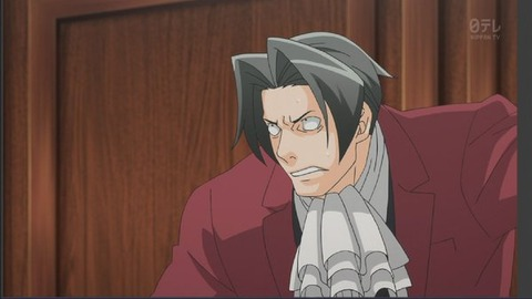 逆転裁判 第3話「逆転姉妹 - 2nd Trial」感想:ゲームしてるみたいで楽しい!