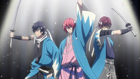 B-PROJECT 第6話 感想:まさか尊王攘夷志士より剣術が強いとは!