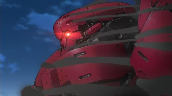 フルメタル・パニック! Invisible Victory 第3話 感想:ベヒモス3機は厳しい!オジサンが散っていく!