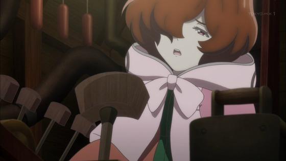 LOST SONG 第9話 感想:危険で寝ちゃうモニカちゃんに潜入作戦はちょっと無茶ぶり!