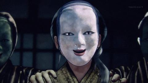 影鰐-KAGEWANI-承 第3話「秘儀」感想:能面が一番怖い!