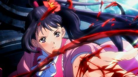 甲鉄城のカバネリ 第4話「流る血潮」感想:採血用の注射器が欲しいね!