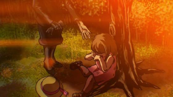 闇芝居(第5期) 第3話 感想:カラスおばさんが善悪わからないのがよかった!