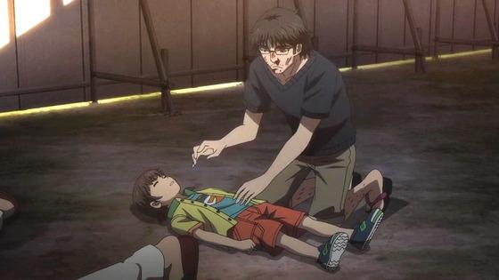 刻刻 第2話 感想:冴えないお兄さんが能力覚醒する熱い展開来ないかな!