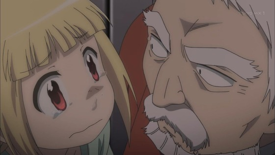 アリスと蔵六 第4話 感想:おじいさん銃にも負けない鋼のメンタル!一条さんも強そう!