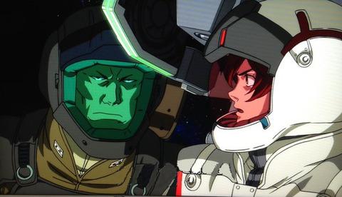 機動戦士ガンダムUC RE:0096 第9話「リトリビューション」感想:ダグザさんセリフがかっこいい!