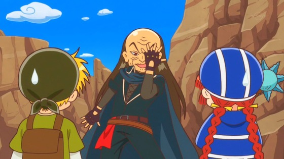 魔法陣グルグル 第21話 感想:爺ファンタジーが強そう!また援軍に来ないかな!