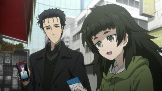 シュタインズ・ゲート ゼロ 第10話 感想:オカリンが助手と真帆さんとで秋葉原デート!