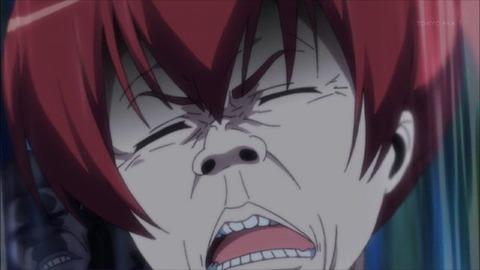 紅殻のパンドラ 第11話「心の在処 -ゴーストURN-」感想:えっ、なにこの顔w