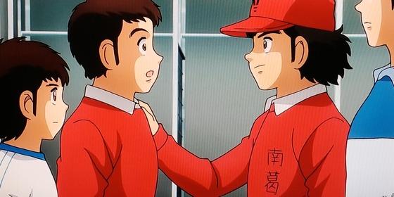 キャプテン翼 第11話 感想:森崎くんヒヤヒヤさせてくるけどいいキーパー!