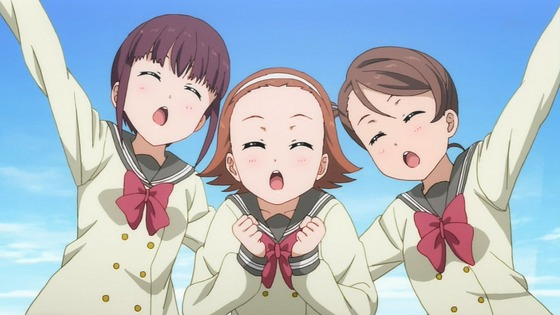 ラブライブ!サンシャイン!!(第2期) 第11話 感想:みんなそれぞれが輝いていてEDの大合唱が素晴らしい!