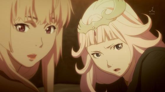 神撃のバハムート VIRGIN SOUL 第10話 感想:平穏に暮らしてたのにこの天使が原因で巻き込まれたのね!