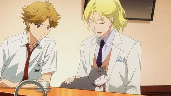 多田くんは恋をしない 第6話 感想:シャルルさんにゃんこビックも懐いちゃうからいい人かな!