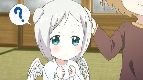 セントールの悩み 第11話 感想:すえちゃんも将来すごい美人さんになりそう!