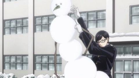 坂本ですが? 第11話「ぬくもりはいらない/1-2メモリーズ」感想:その雪だるまは可愛くない!