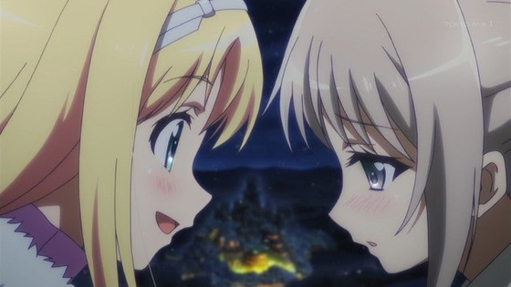 ひなろじ 第11話 感想:ニーナちゃんのはじめてが!慣習ならしかたないね!