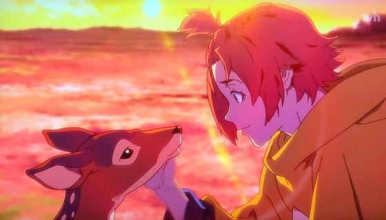 牙狼<GARO> -VANISHING LINE- 第9話 感想:ソフィーちゃんと二人旅!ソードさん温かく優しい!