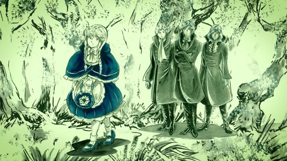 世界の闇図鑑 第13話(最終回) 感想:闇図鑑が終わって闇芝居(5期)が帰ってくる!