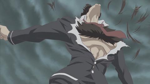 美男高校地球防衛部LOVE! LOVE! 第4話 感想:胸毛むしるアニメは初めて見たかもw