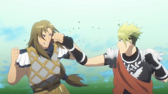 Fate/Apocrypha 第21話 感想:師弟対決は殴り合い!お互い敬意持って戦うので美しい!