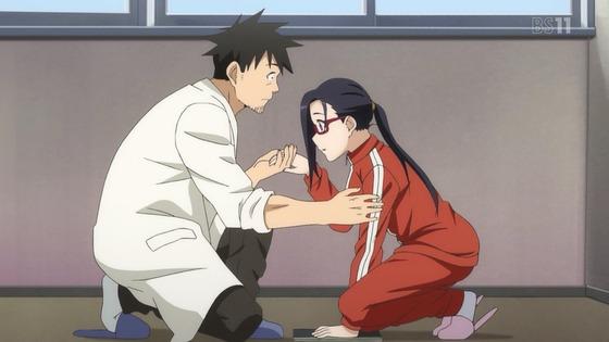 亜人ちゃんは語りたい 第3話 感想:サキュバスさん苦労人、楽して稼げる仕事ありそう!