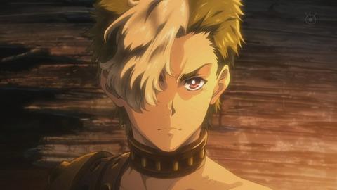甲鉄城のカバネリ 第11話「燃える命」感想:人間を捨てた生駒、無名ちゃん救って欲しい!