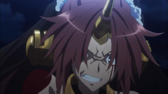 Fate/Apocrypha 第10話 感想:フランちゃんがしゃべったぁ!あの一撃で倒れないの強すぎ!