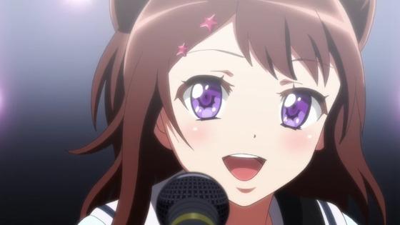 BanG Dream!(バンドリ!) 第12話 感想:ちゃんと香澄ちゃんが歌えているのが感動的!