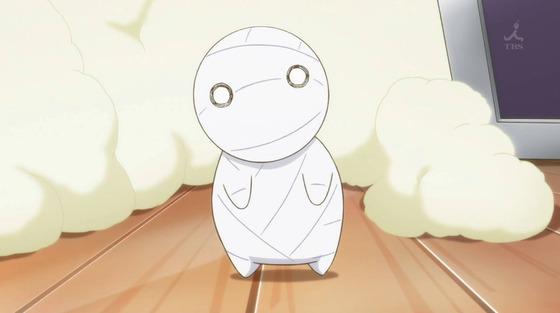 ミイラの飼い方 第1話 感想:実は包帯巻いているだけの動物だったりして!