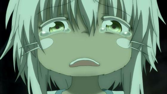 メイドインアビス 第13話(最終回)前半 感想:ナナチとミーティの壮絶な過去に泣いてしまう!