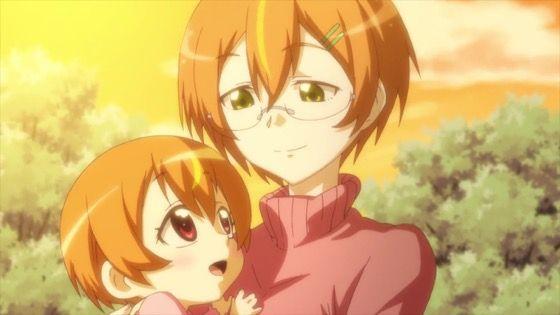 ラブ米 -WE LOVE RICE- 二期作 第8話 感想:リンクス母子の安否が気になる!