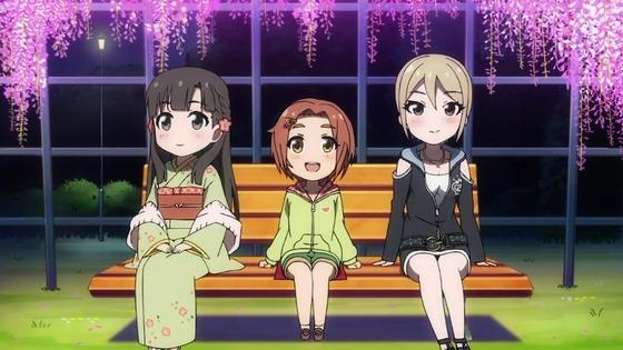 アイドルマスター シンデレラガールズ劇場 第5話 感想:桜以外のお花見も流行って欲しいね!