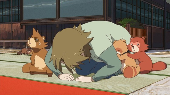 有頂天家族2 第9話 感想:トラブルメーカー矢三郎!変身解けないのやっぱりスゴイ!