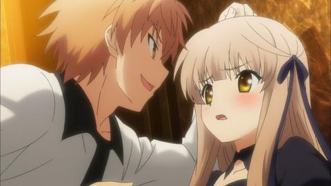 Rewrite 第10話 感想:コタローの念願は最終回で成就してほしい!