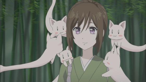 かくりよの宿飯 第8話 感想:段々と交渉がうまくなってる!管子猫はかわいいかも!