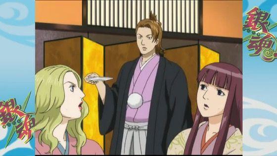 銀魂 第154話 感想:小栗旬之助がちゃんと残っててさすが!