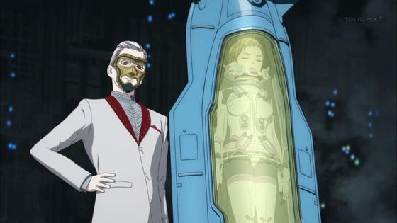 ID-0 第9話 感想:カーラさん裏切りの代償として目の前で身体失いそう!