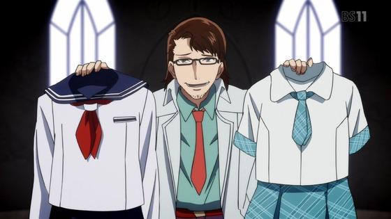 時間の支配者 第3話 感想:やっぱり制服好きにはロクなのいなかった!