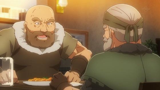 異世界食堂 第9話 感想:ドワーフさんうるさくて迷惑なので出禁になりそう!