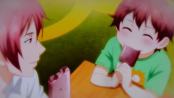 TSUKIPRO THE ANIMATION(プロアニ) 第10話 感想:こたつでアイスの組み合わせ美味しそう!