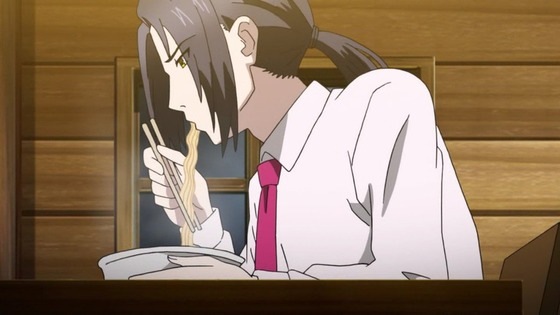 DYNAMIC CHORD(ダイナミックコード) 第5話 感想:マネージャーさんボッチ飯はかわいそう!