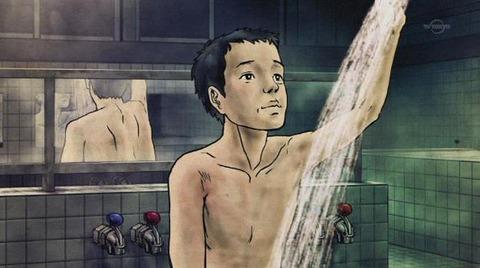 闇芝居 第1話「貸して」感想:銭湯でハサミ?