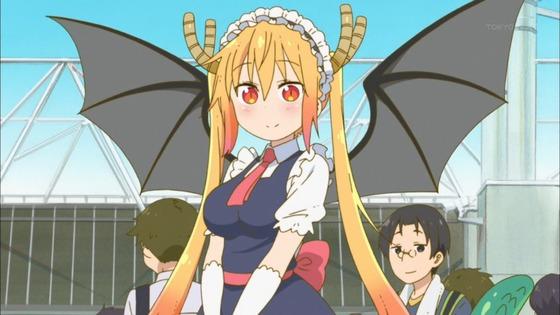 小林さんちのメイドラゴン 第7話 感想:夏コミのトールちゃんコスプレが楽しみ!