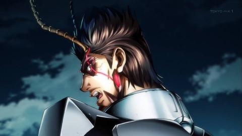 テラフォーマーズリベンジ 第2話「CENTURY OF RAISING ARMS 怒りの艦長」感想:人間同士で争ってる場合なの?