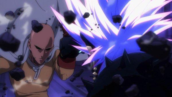 ワンパンマン 第12話「最強のヒーロー」感想:最終回ついにサイタマの必殺技が…