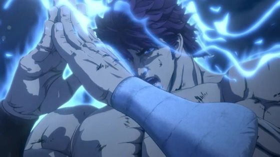 蒼天の拳 REGENESIS 第11話 感想:デカイ敵には北斗七死星点がよく似合う!