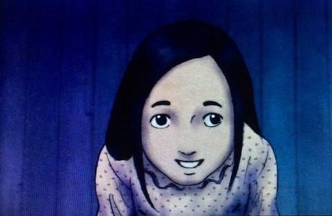 闇芝居 第11話「鳩時計」感想:子供の目の動きがヤバかった!
